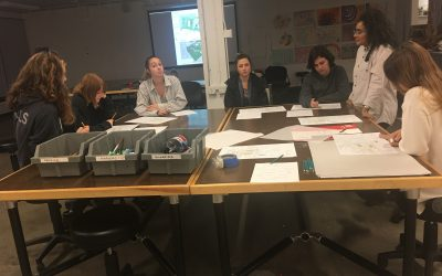 To RISD Project Open Door for a landscape design workshop